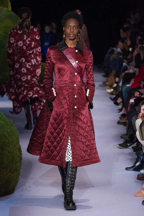 altuzarra-fw17-rtw-fall-winter-2017-18-collection (28)-red-quilted-coat