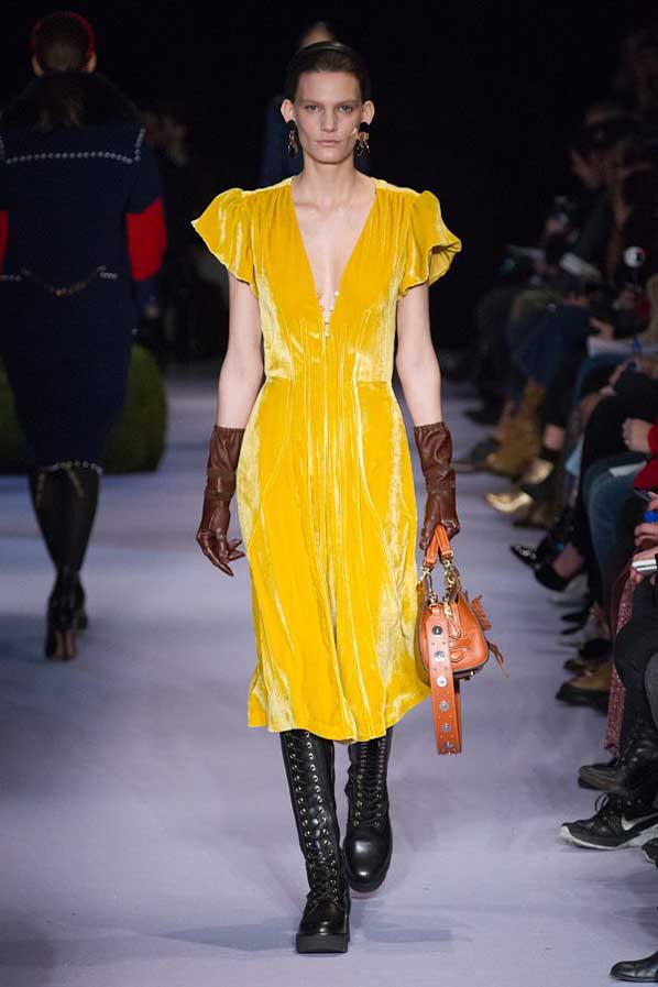 altuzarra-fw17-rtw-fall-winter-2017-18-collection (32)-yellow-velvet-dress