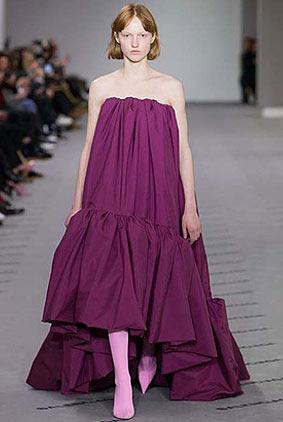 balenciaga-fw17-rtw-fall-winter-2017-18-collection-47-asymmetric-pink-dress