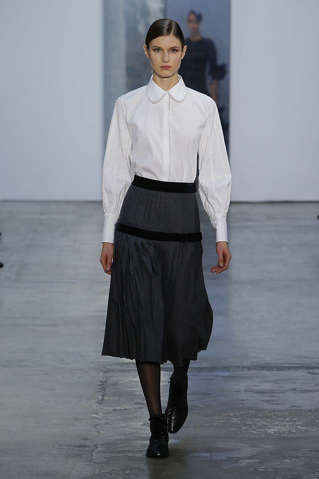 carolina-herrera-fw17-rtw-fall-winter-2017-18-collection (6)-classy-skirt-shirt