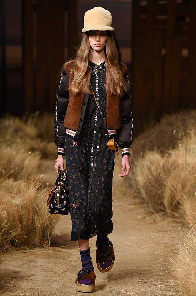 coach-fw17-rtw-fall-winter-2017-outfit-collection (28)-socks-sandal-shoes