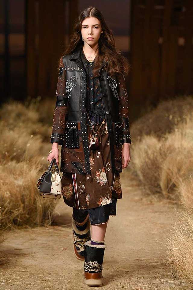 coach-fw17-rtw-fall-winter-2017-outfit-collection (36)-black-brown
