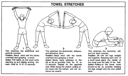 cool-towel-streches-blood-flow-body-basic-home-workout-for-beginners