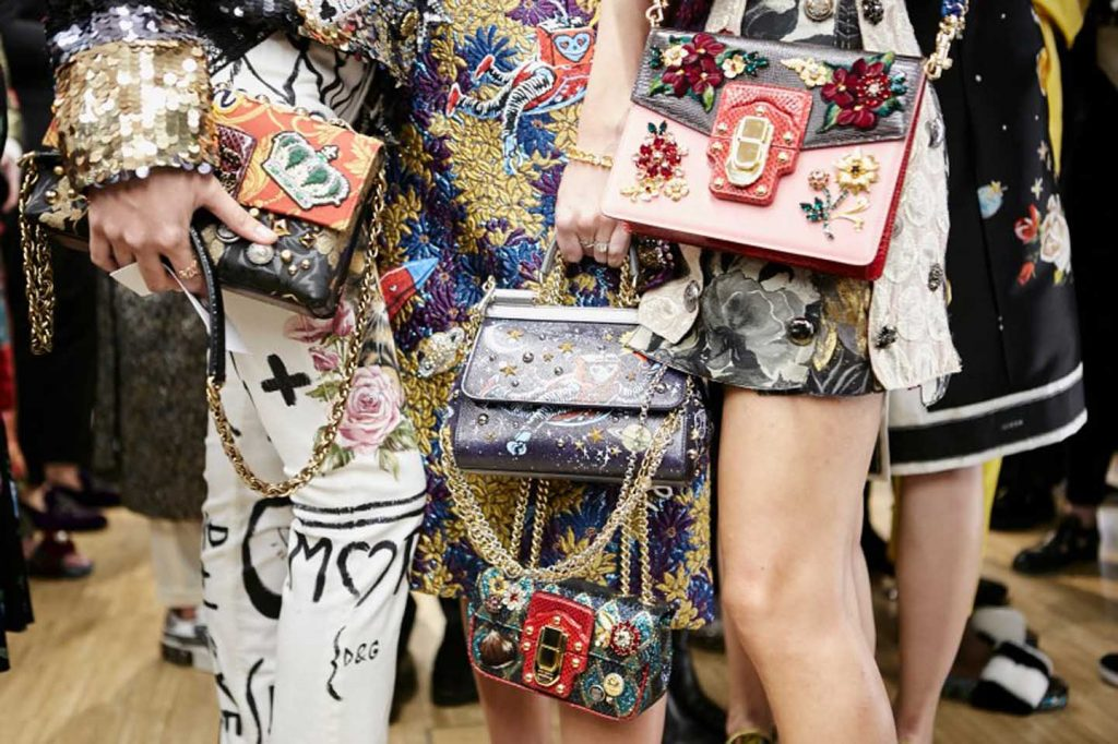 dolce-and-gabbana-fall-winter-2017-18-women-fashion-show-backstage-details (13)-embellished-bags
