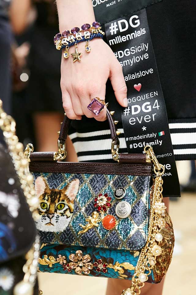 dolce-and-gabbana-fall-winter-2017-18-women-fashion-show-backstage-details (55)-graphic-print-bag