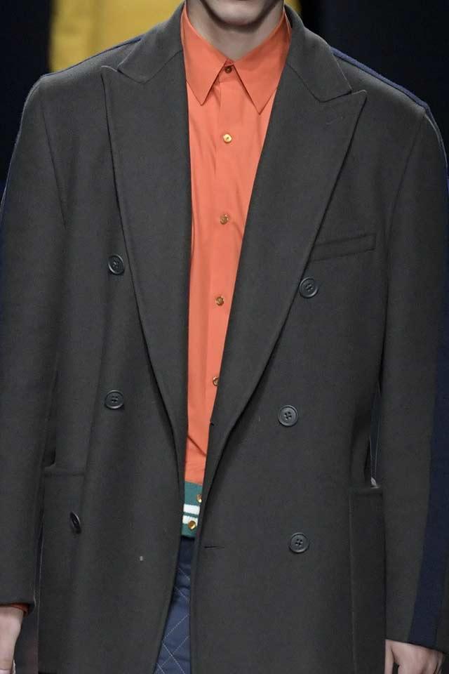 fendi-bright-orange-solid-colored-shirt-basic-menswear