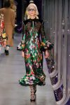 gucci-fw17-rtw-fall-winter-2017-2018-collection (8)-floral-dress-sunglasses