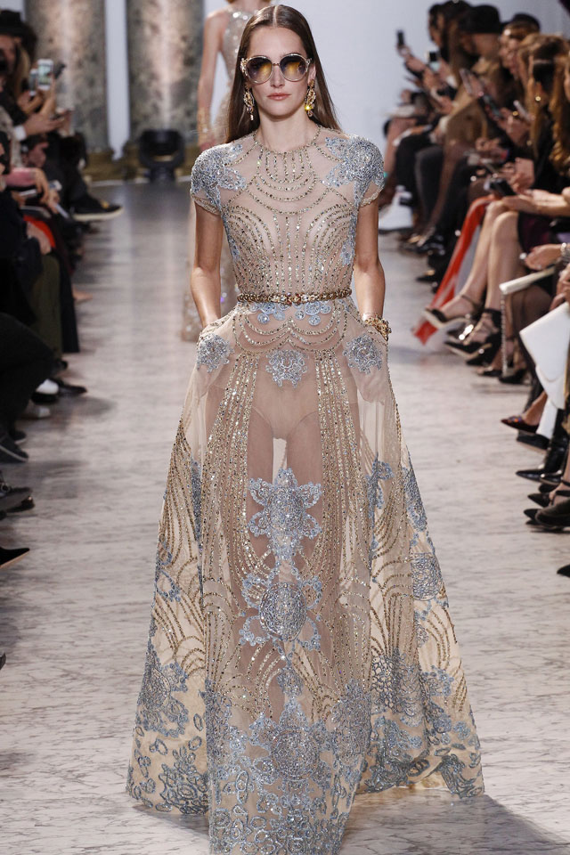 13 Latest Gown Trends to Wear in Spring Summer 2017