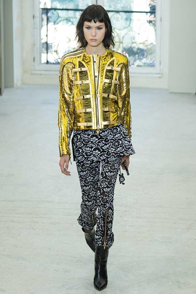 louis vuitton-yellow-jacket-latest-fashion-colors-2017-color-trends-