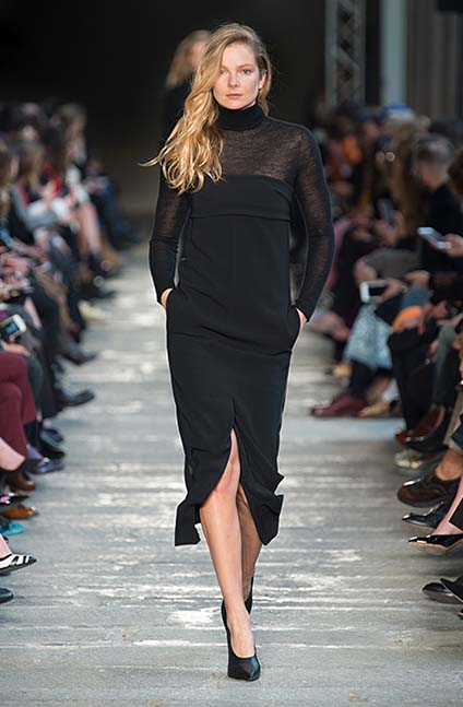 max-mara-fw17-rtw-fall-winter-2017-18-collection (37)-black-sheer-dress