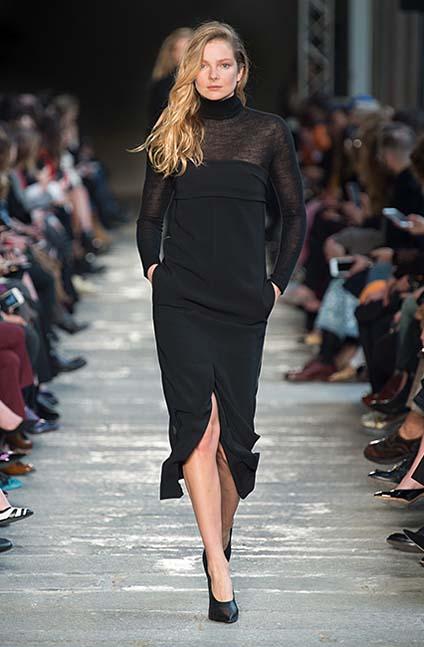 max-mara-fw17-rtw-fall-winter-2017-18-collection (37)-black-sheer-dress
