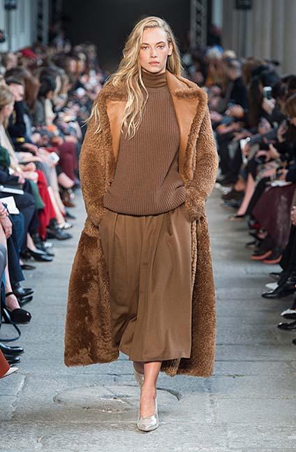 max-mara-fw17-rtw-fall-winter-2017-18-collection (9)-wool-coat-brown