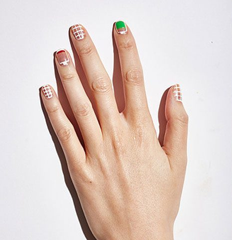 miss-pop-nail-art-designs-2017-latest-trendy-ideas-checks-green-multicolor