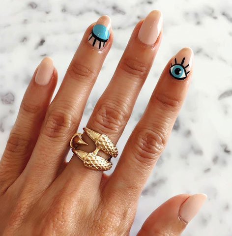 9 Unique And Beautiful Trends In Nail Art For 2017