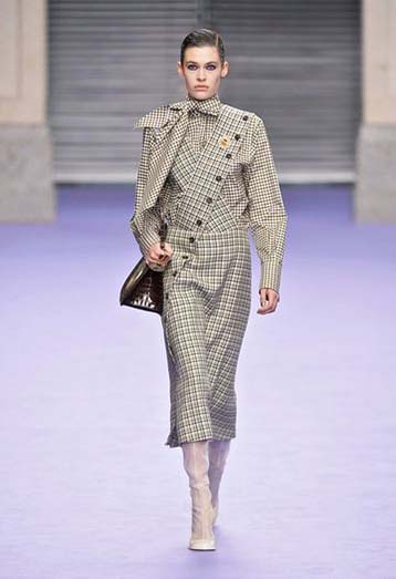 mulberry-fw17-rtw-fall-winter-2017-18-collection-01-tweed-dress