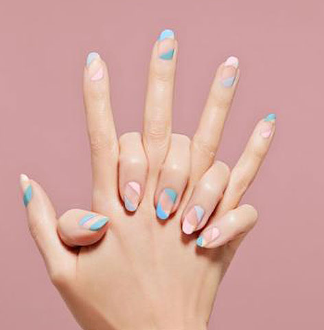 negative-space-nail-art-trend-latest-ideas-2018-sally-hansen-nude-blue-white