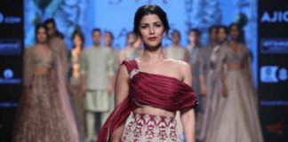 nimrat-kaur-divya-sheth-maroon-lehenga-casual-ethnic-wear-lfw-sr-2017