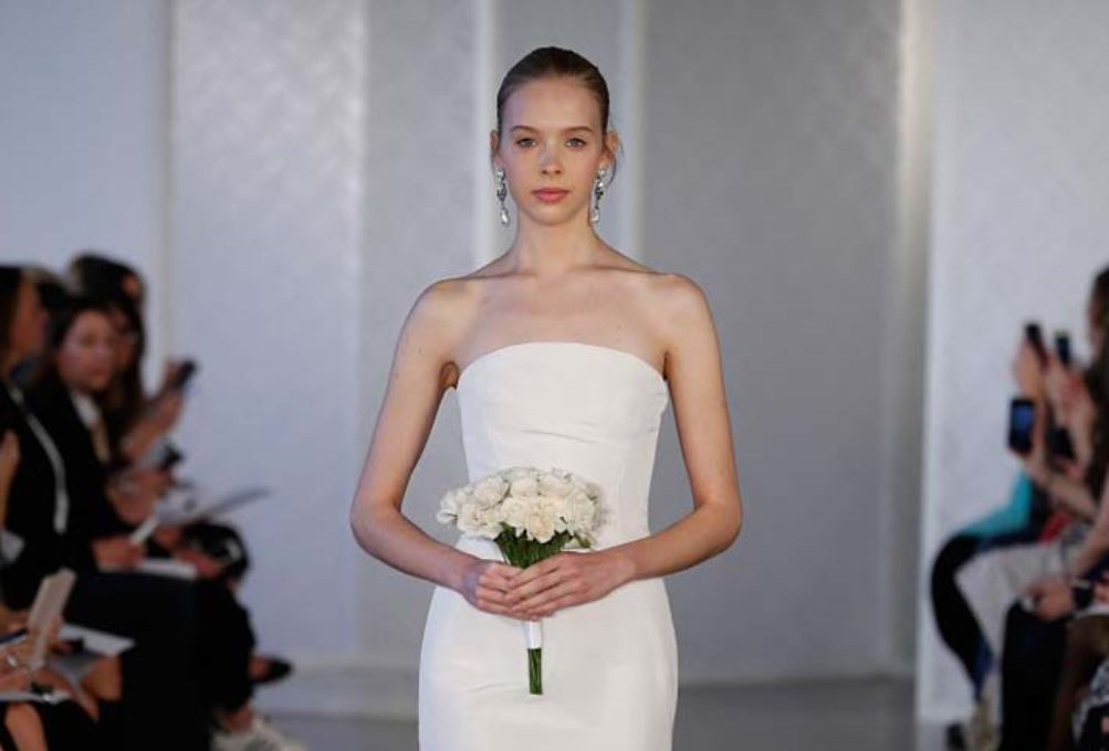 Oscar de la Renta Bridal-oscar-de-la-renta-bridal-spring-summer-2017-collection