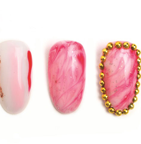 pink-embellished-nail-art-best-besigns-ideas-2017-nails-mag-
