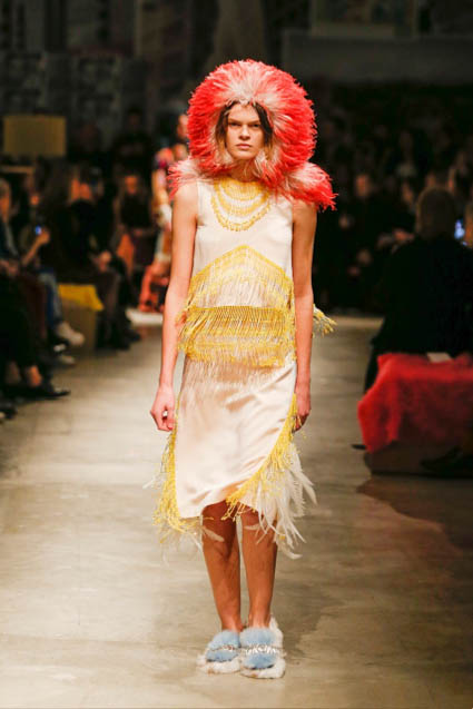 prada-fw17-rtw-fall-winter-2017-18-womenswear-collection (21)-fringed-dress