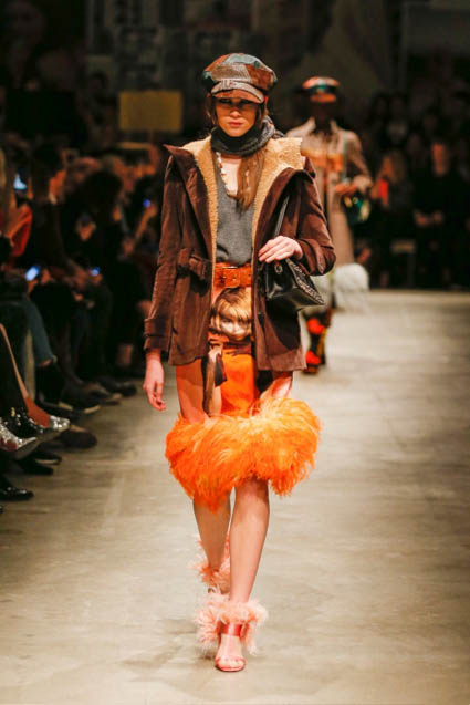 prada-fw17-rtw-fall-winter-2017-18-womenswear-collection (34)-skirt-fur
