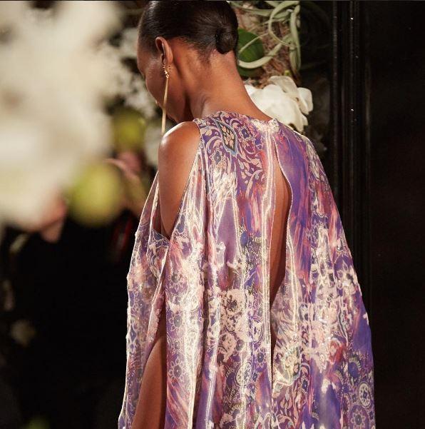 ralph-lauren-fw17-fall-winter-2017-rtw-dress-details -purple-satin