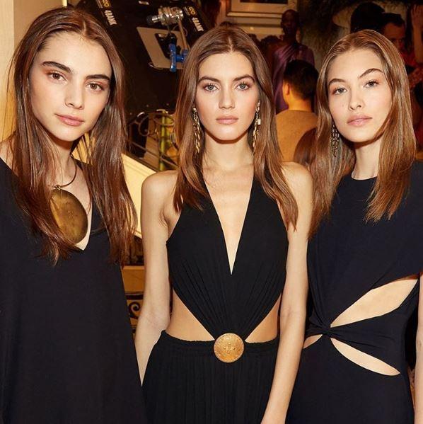ralph-lauren-fw17-fall-winter-2017-rtw-models-details-makeup-beauty -black-dresses