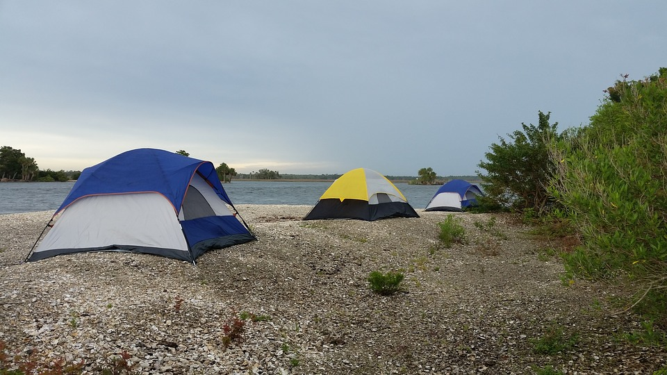 Camping Camp Tent Nature Beach Camping Tent