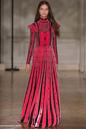 Tibi fall / winter 2017 rtw – new york fashion week