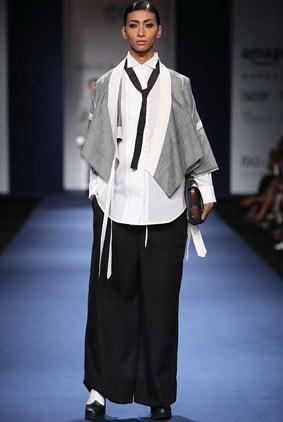 Abraham-Thakore-aifw-2017-fashion-show-designer-indowestern-dresses-1-suit-pallazos-hairstyles