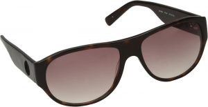Guess GU 6658 TO34 Round Sunglasses(Pink)