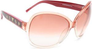 Guess GUESS WOMEN 6369 PK-52 Cat-eye Sunglasses(Pink)