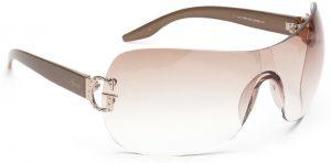 Guess GUESS WOMEN 6392 PE-62A Wrap-around Sunglasses(Pink)