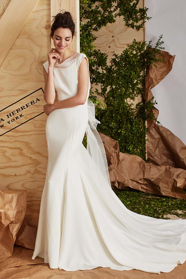 carolina-herrera-bridal-spring-summer-2017-collection (9)-white-gown-bow
