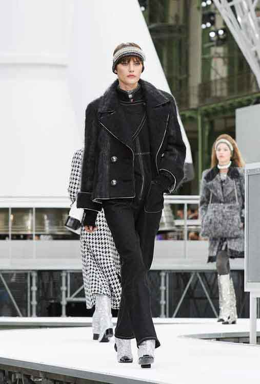 chanel-fw17-rtw-fall-winter-2017-18-collection (12)-black-suit-denim