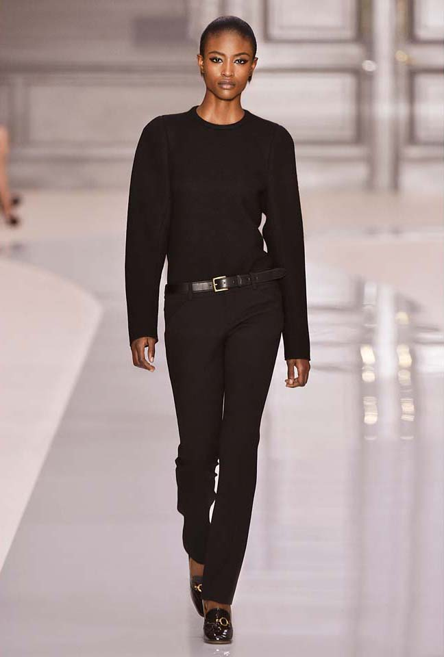 chloe-fw17-rtw-fall-winter-2017-18-collection (28)-all-black-outfit