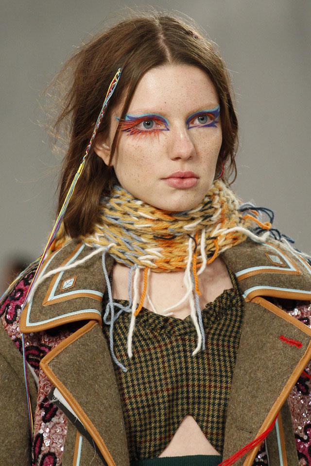 fashion-week-ready-to-wear-fall-winter-2017-designer-maison-margiela-colorful-eye-makeup