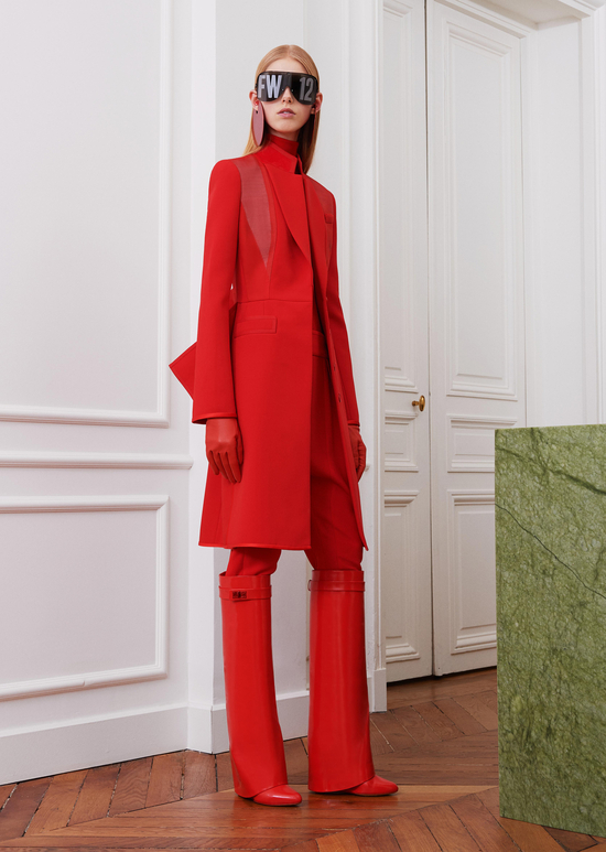 givenchy-fw17-rtw-fall-winter-2017-18-collection-all-red-outfit (10)-coat