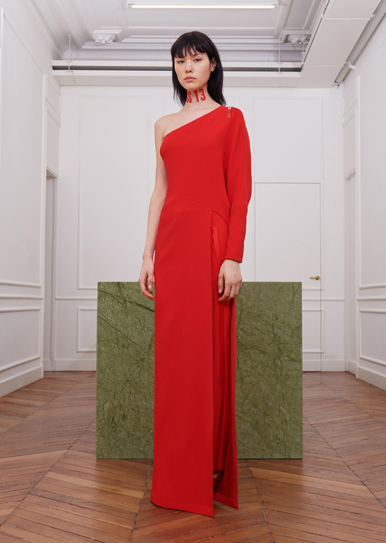 givenchy-fw17-rtw-fall-winter-2017-18-collection-all-red-outfit (22)-gown