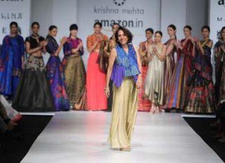 krishna-mehta-aifw-2017-fashion-show-dress-designer-indowestern-outfit-fashion