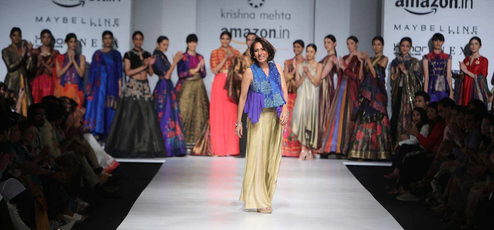 krishna-mehta-aifw-2017-fashion-show-dress-designer-indowestern-outfit-models-fashion