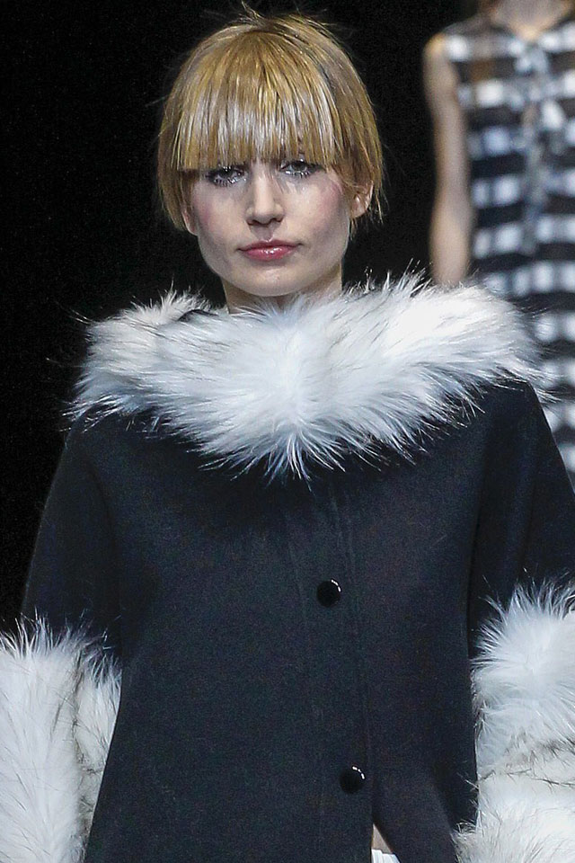 latest-fashion-week-designer-emporio-armani-bob-cut-hair-trend-for-women-fall-2017-18