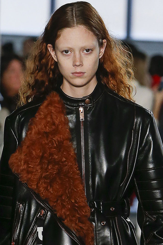 latest-fashion-week-designer-proenza-schouler-hair-trends-style-fall-winter-2017-18