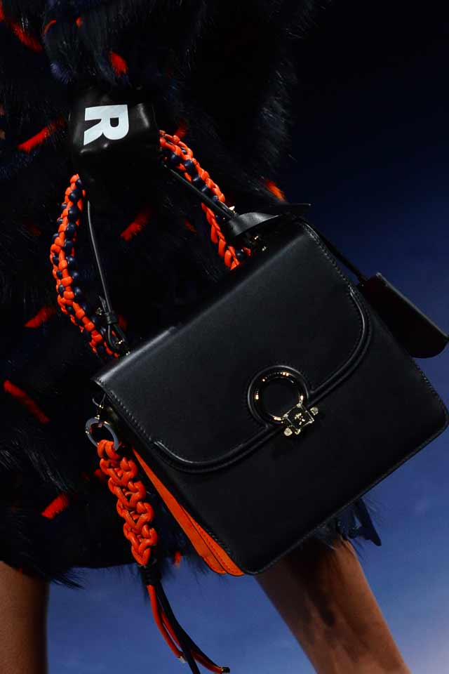 latest-trends-in-womens-handbags-2017-versace-black-orange-structured-bag