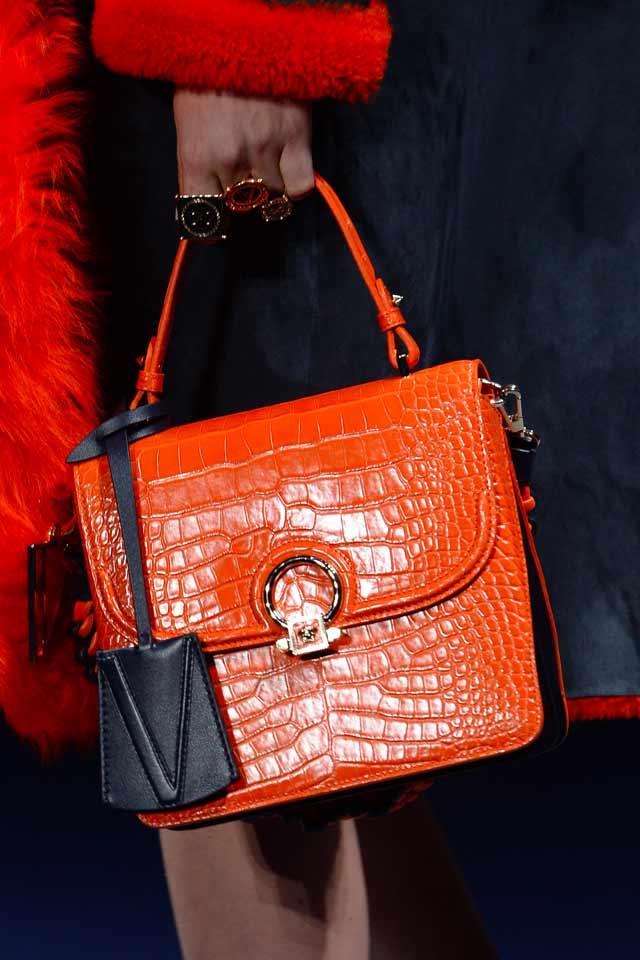 latest-trends-in-womens-handbags-2017-versace-orange-structured-bag