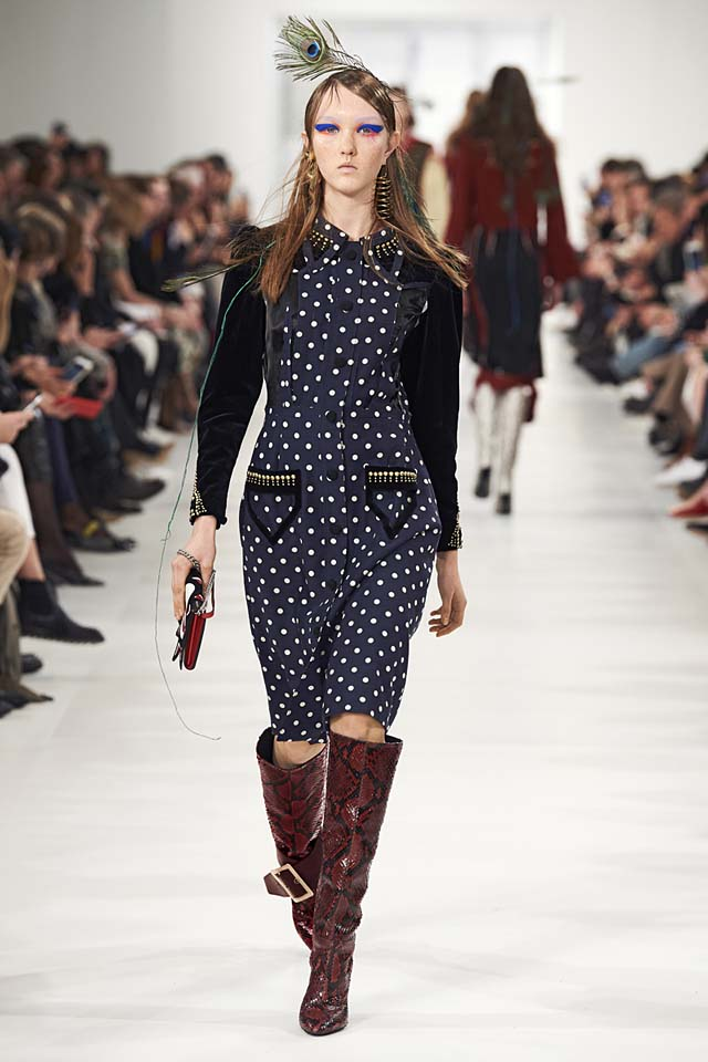 maison-margiela-fw17-rtw-fall-winter-2017-18-collection (23)-polka-dots