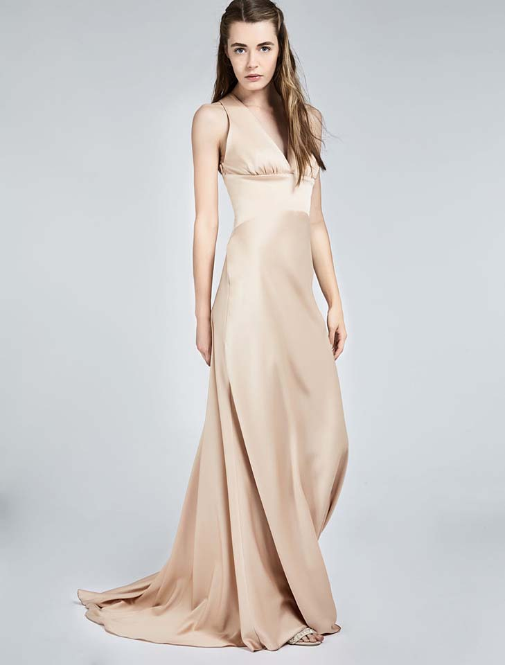 max-mara-bridal-fall-winter-2017-collection (16)-nude-satin-gown
