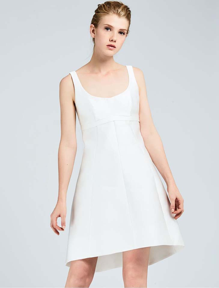 max-mara-bridal-fall-winter-2017-collection (17)-dress-white-sleeveless