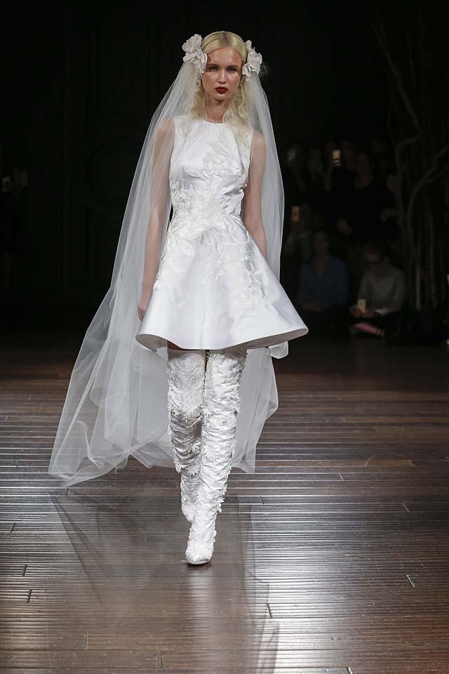 naeem-khan-bridal-fall-winter-2017-collection (2)-veil-sheer-pant-dress