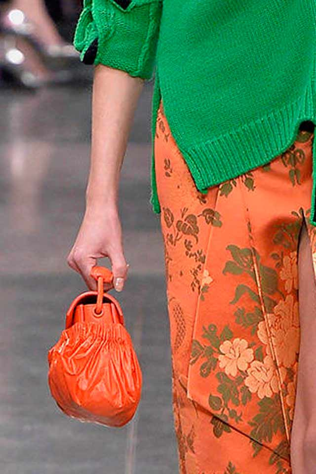orange-christopher-kane-latest-trends-in-womens-handbags-2017